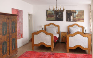 Belle-Etage-Schlafzimmer